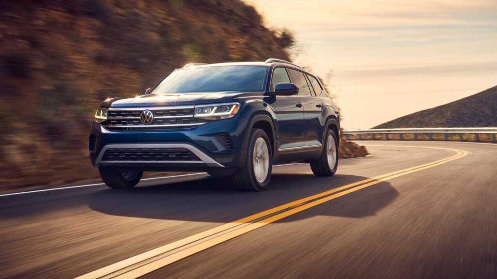 2021 Volkswagen Atlas