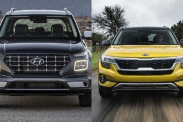 2020 Hyundai Venue vs 2021 Kia Seltos