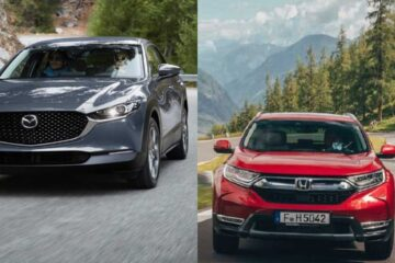 2020 Mazda Cx-30 vs 2019 Honda Cr-V